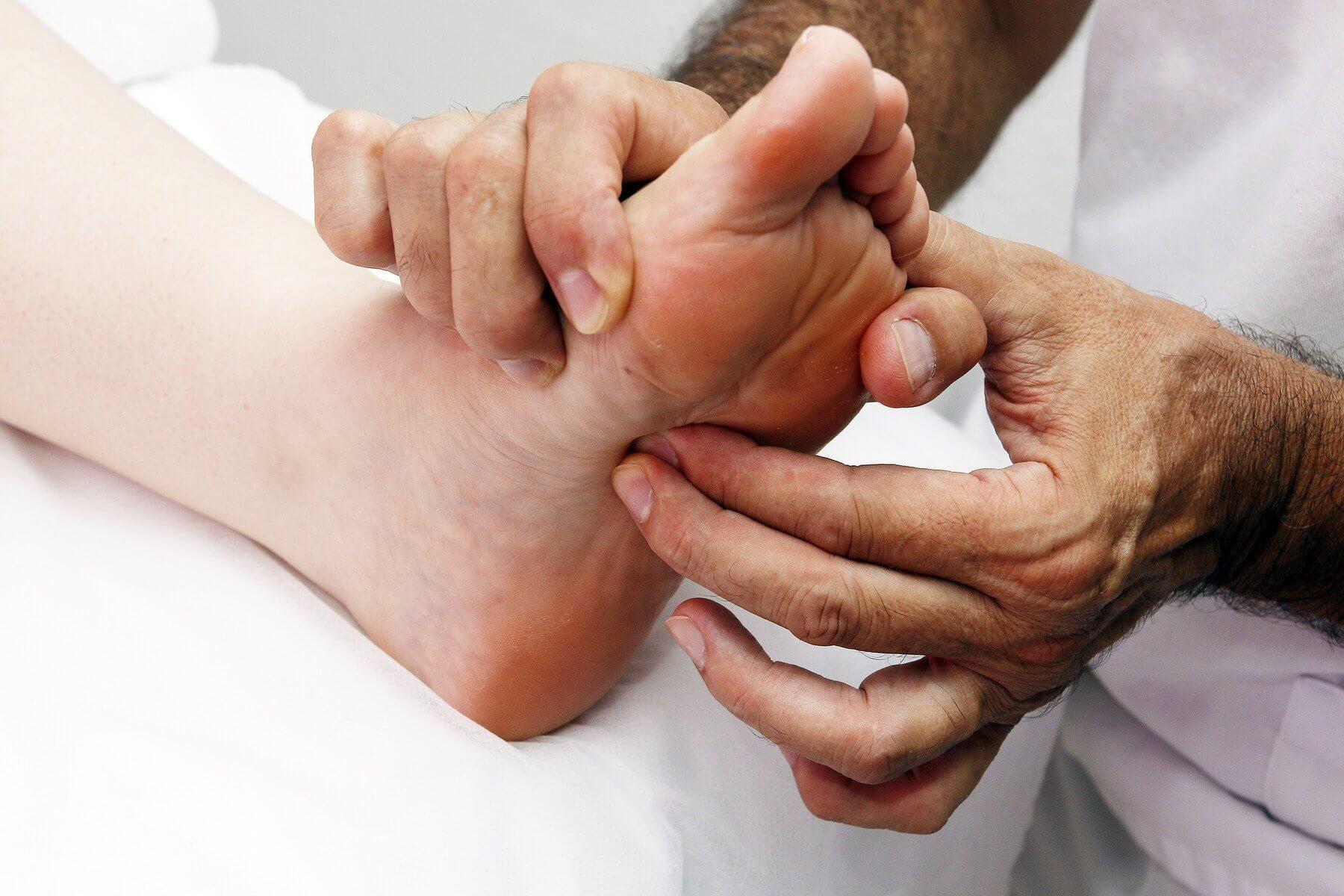 Réflexothérapie | VES Thérapie